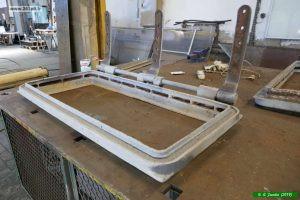 P1020136 300x200 Restauration de la caisse du tender